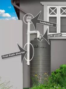 runoff water filtration process diagram 1