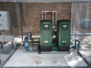 Twin Easybox pump